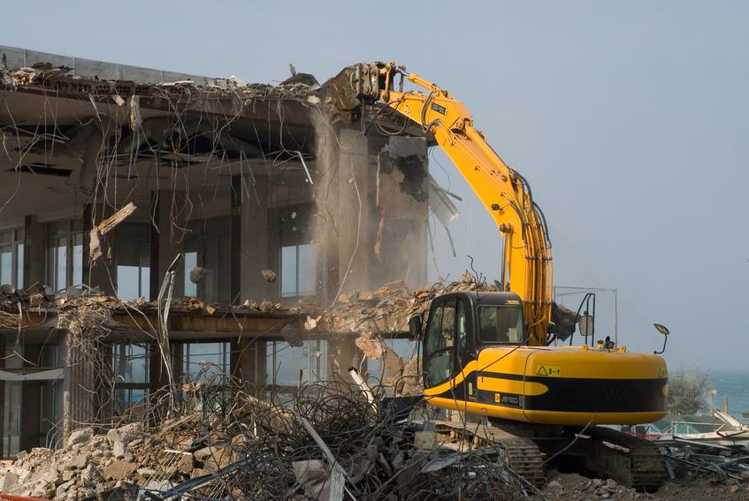 Sprzedaż budynku przeznaczonego do rozbiórki