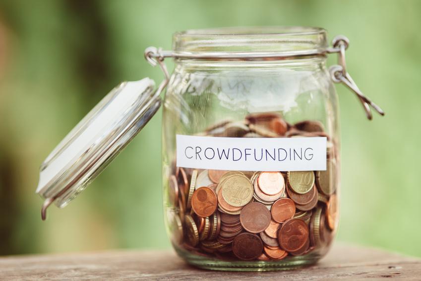Crowdfunding a VAT